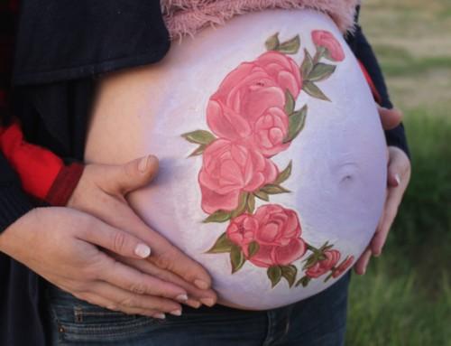 ¿Qué es el Belly Paint?